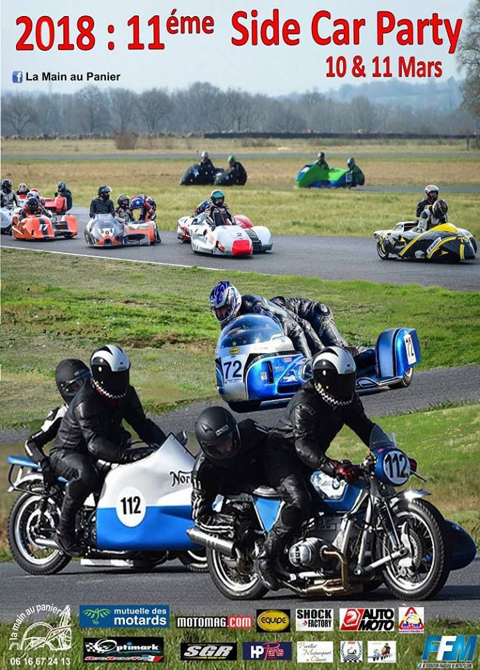 Lurcy side car Party 2018