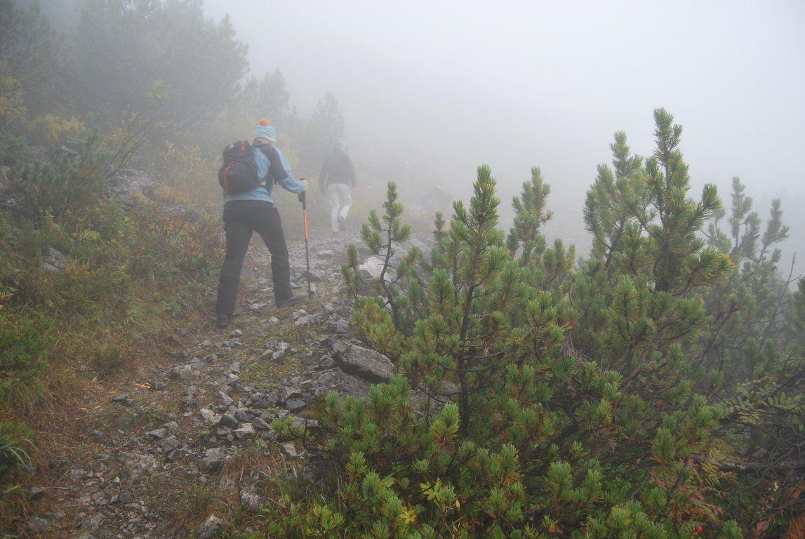 Randonnée au Muttersberg