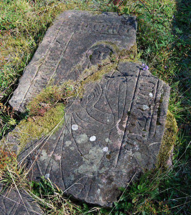 Les sépultures d'abbesses et de moniales sur le site de Niedermunster