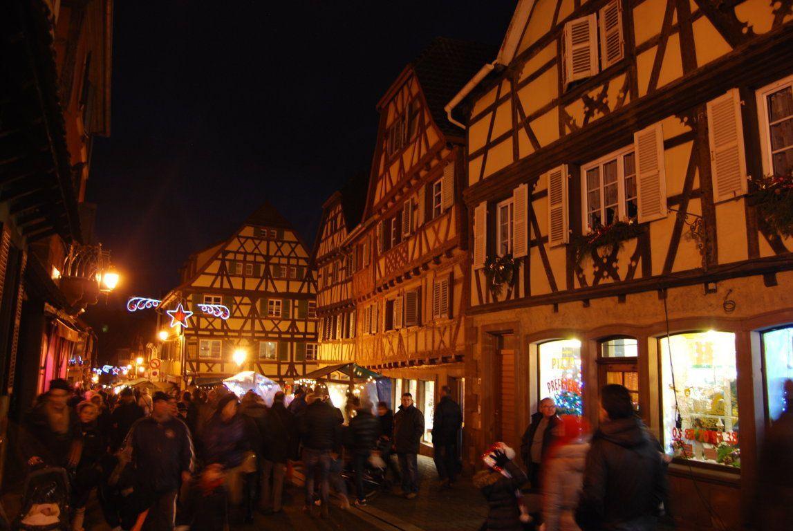 Le marché de Noël de Boux' attire beaucoup de monde