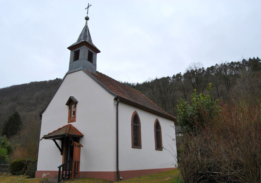 La chapelle de Wengelsbach