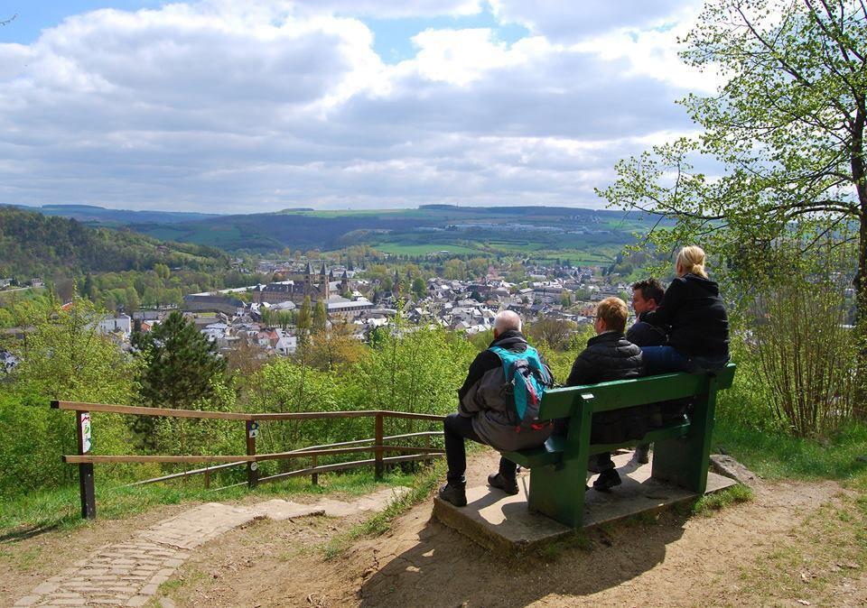 Vue sur Echternach