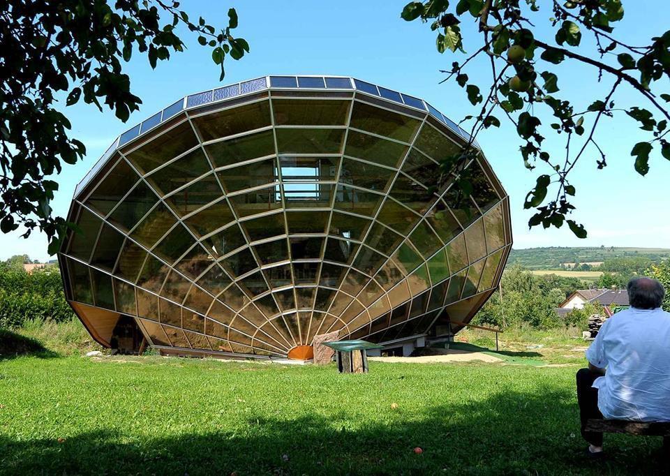 L'héliodome, la maison du futur ?