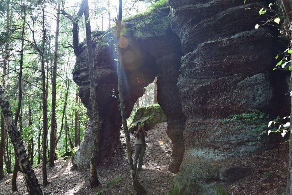 Les rochers du Brudersberg