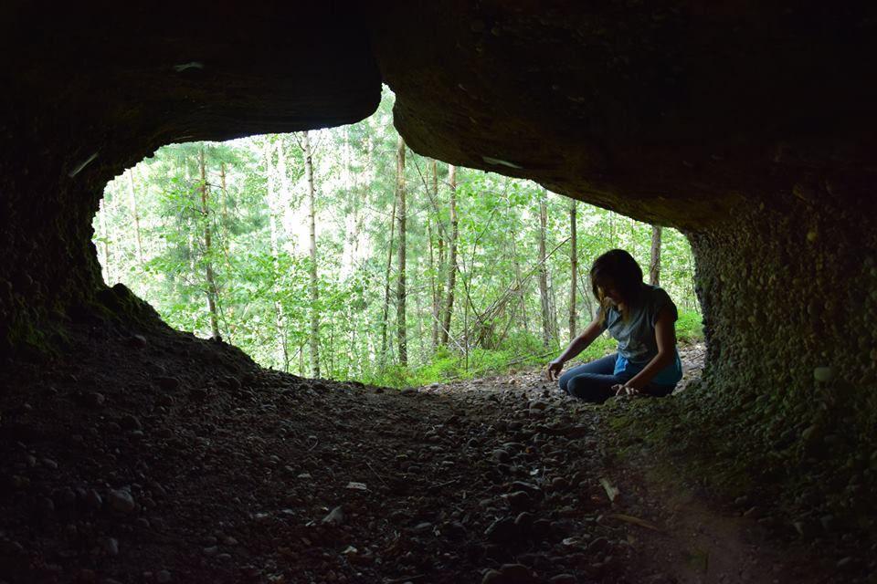 Le tunnel de la roche du Diable