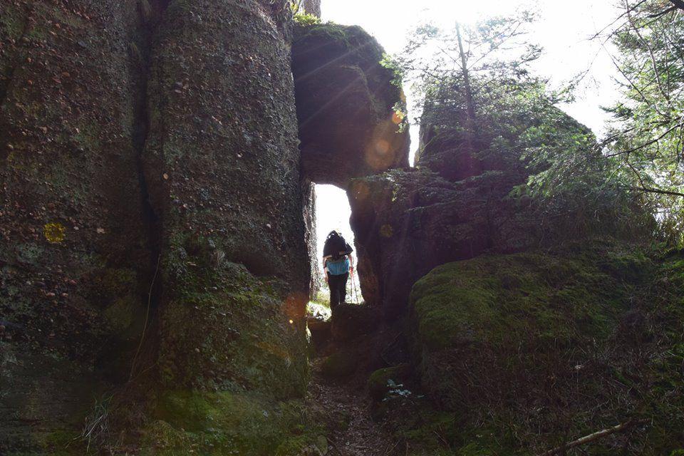 La porte du grand Rougimont