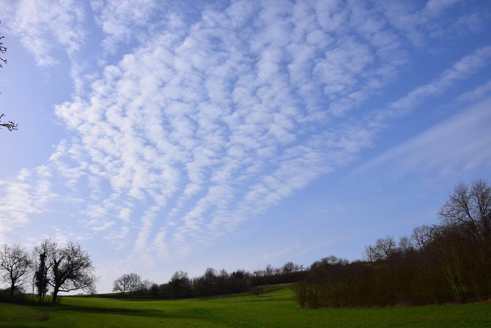 Ciel du matin au Goeftberg