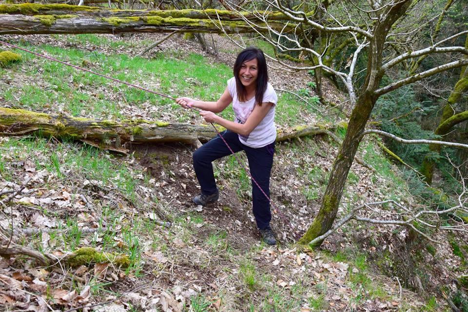 A la découverte de la grotte de Harreberg