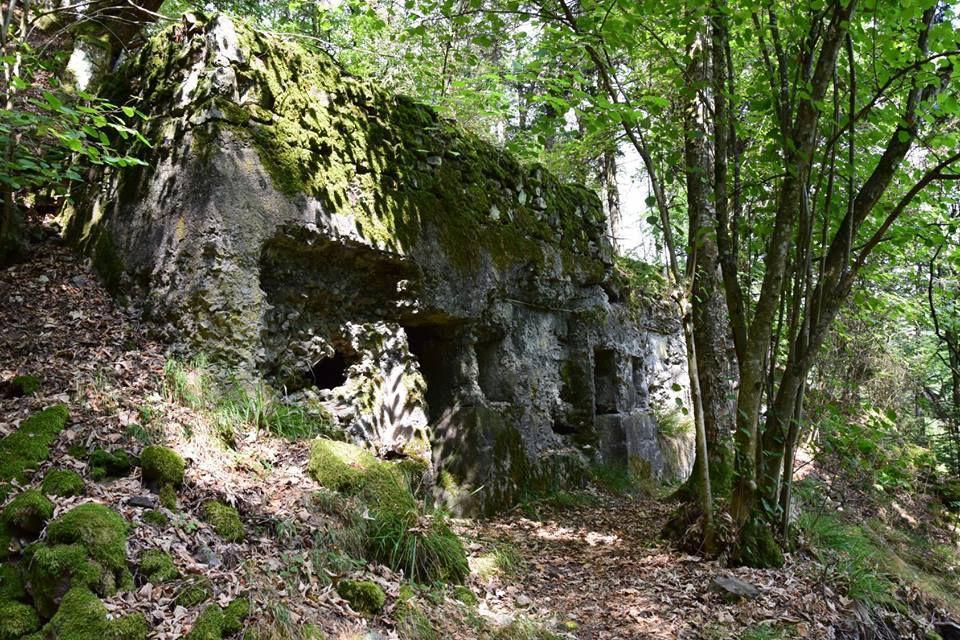Des fortifications au Hartmannswillerkopf