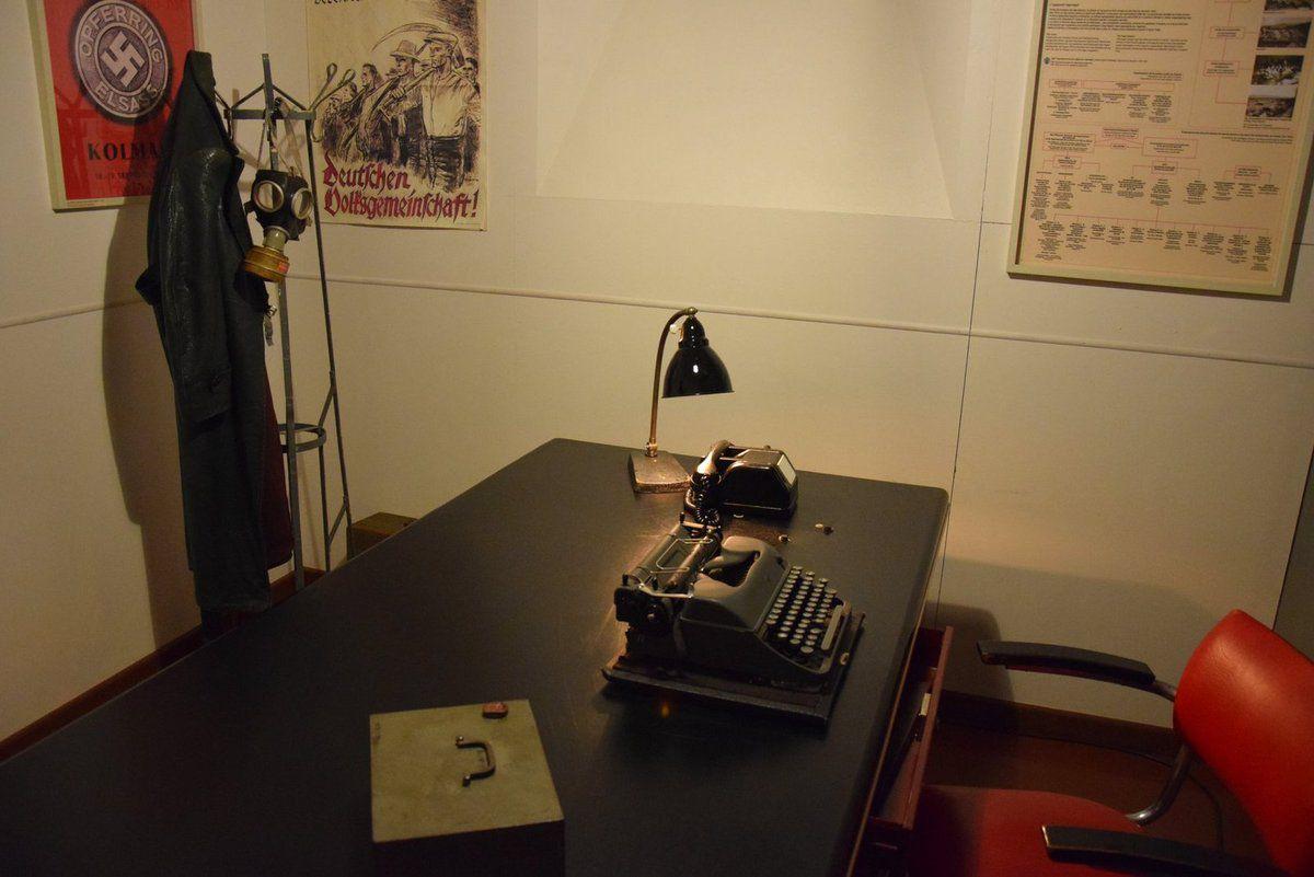 Bureaux administratifs d'employés du Reich