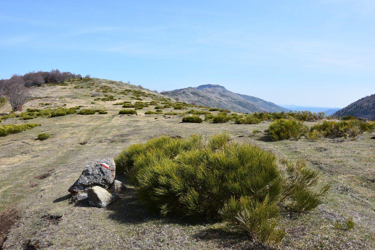 Il était prévu une rando au Puy Mary mais le Pas de Peyrol n'était pas encore déneigé. La route des crêtes sera déneigée cette semaine