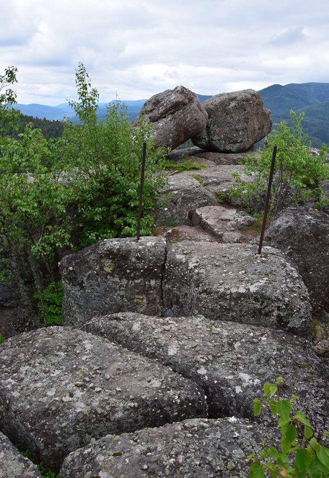 Le rocher du Pfaffenlapp