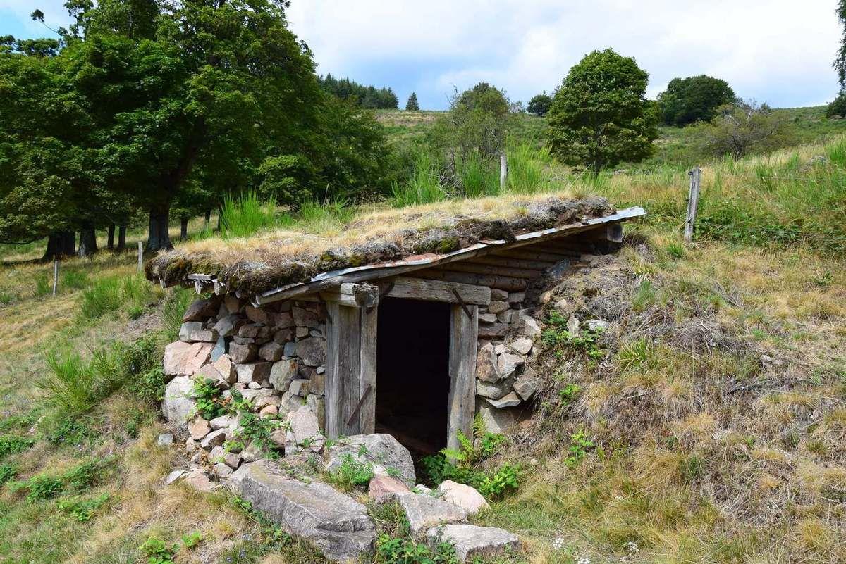 L'abri de berger de la Perheux