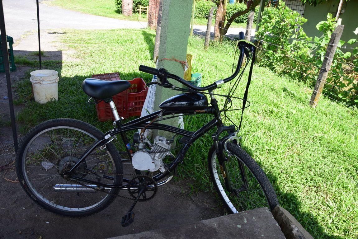 Son vélo transformé !