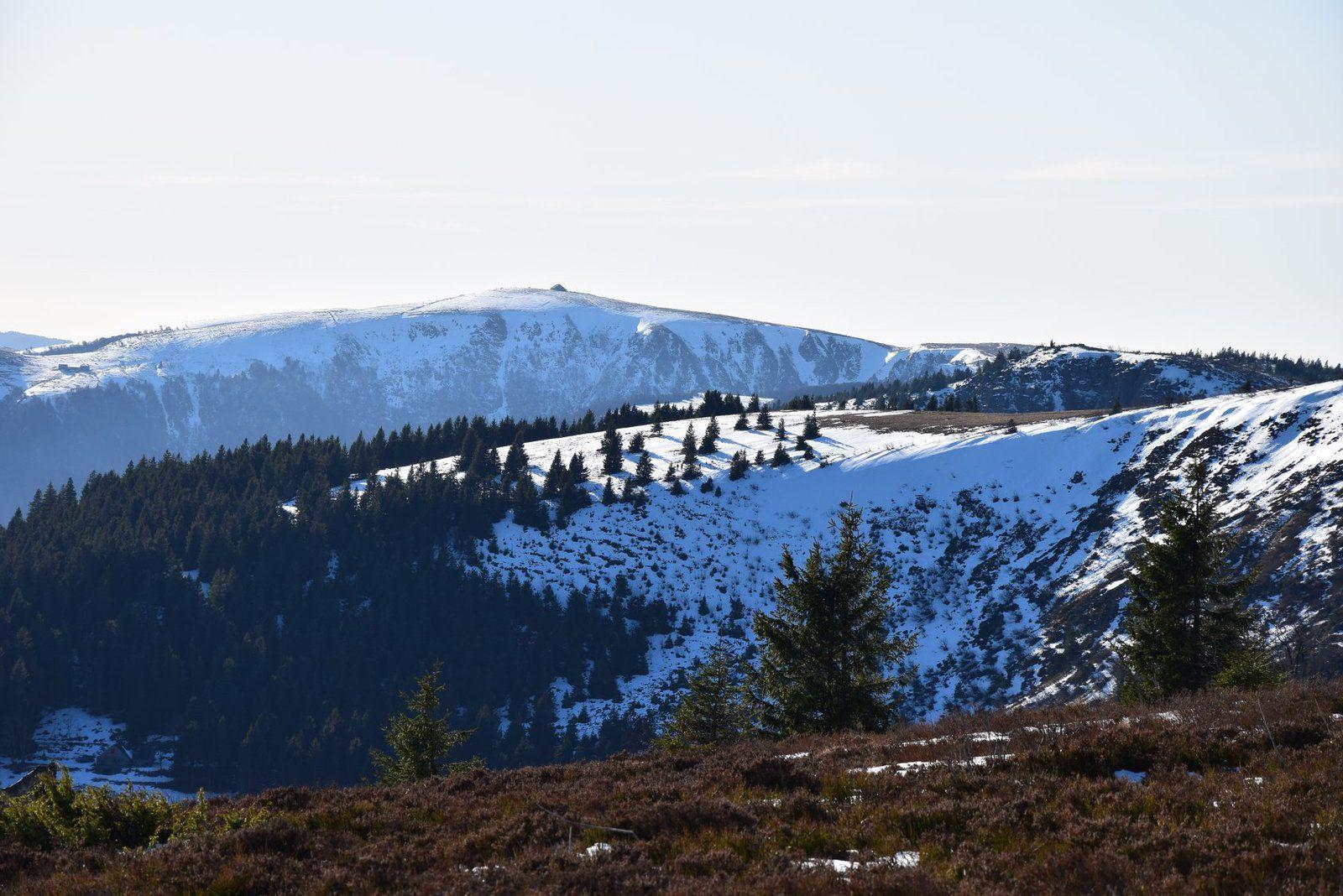 Inversion thermique dans les Hautes Vosges