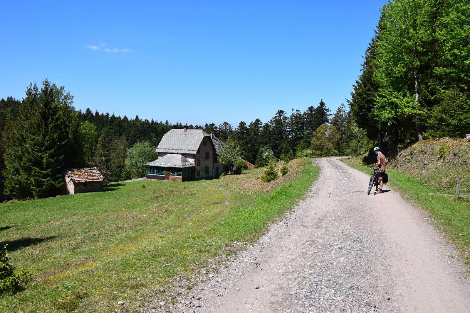 La maison forestière du Grossmann