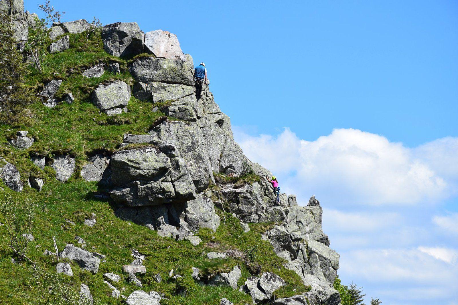 Le sentier de la Bloy, une petite merveille des Hautes Vosges