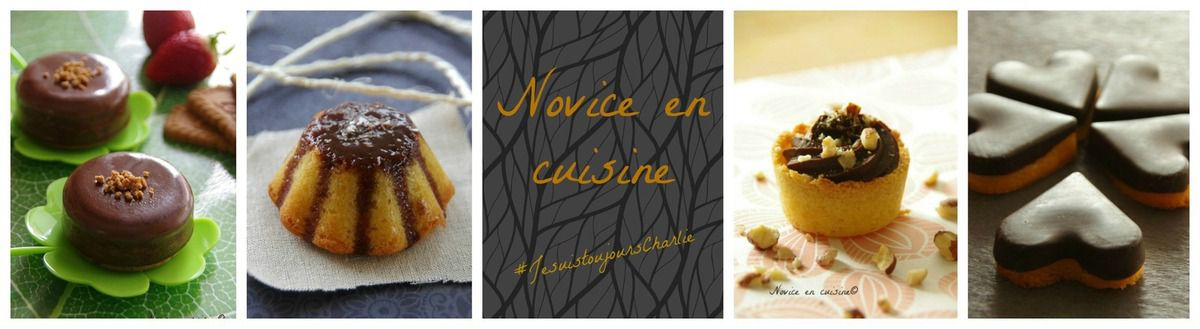 Le blog de novice en cuisine