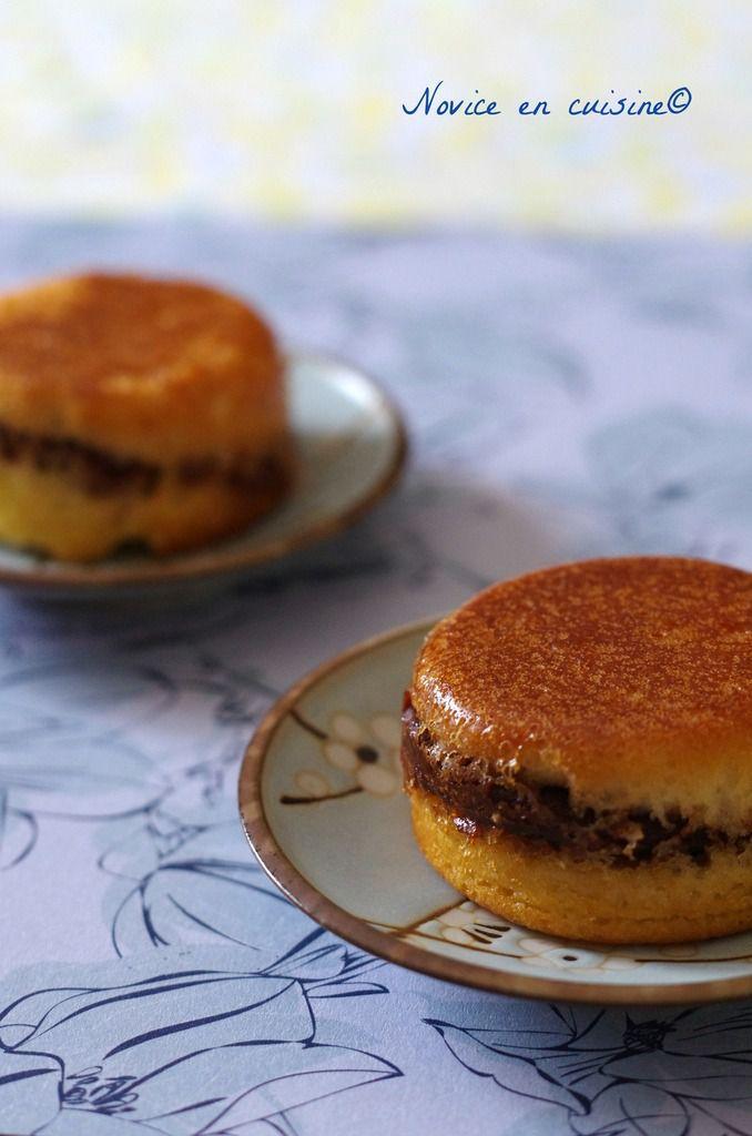 Petits gâteaux citron croquant chocolaté