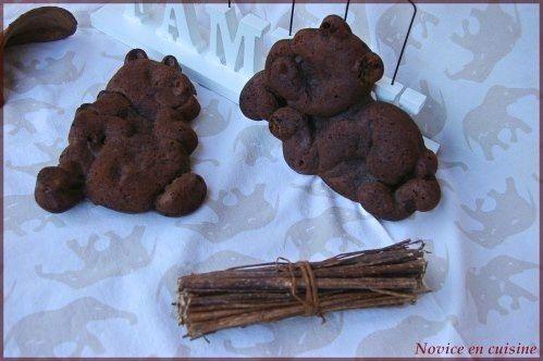 Brownies De Winnie L Ourson Le Blog De Novice En Cuisine