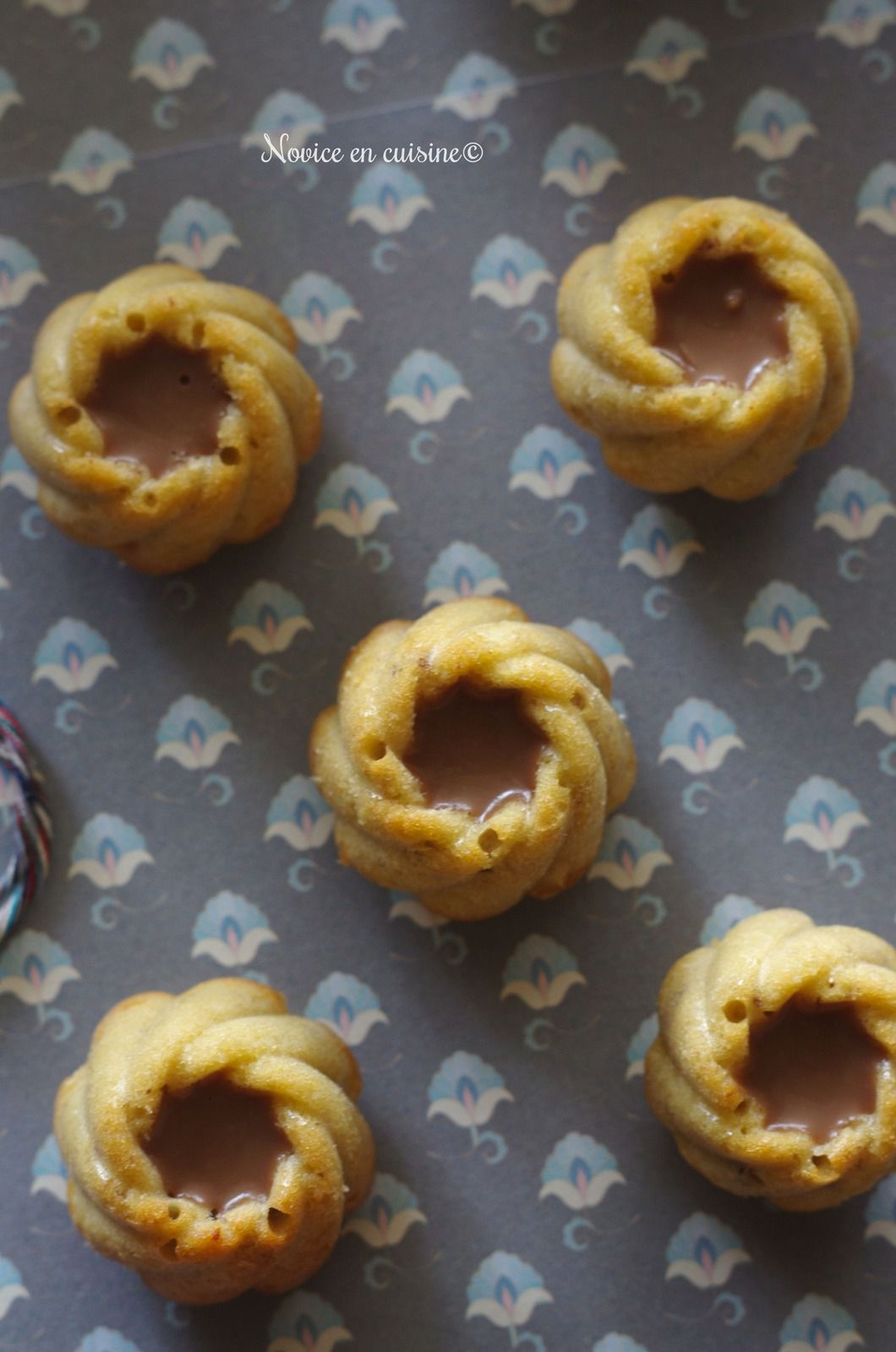 Petites bouchées au sirop d'érable et noix de pécan
