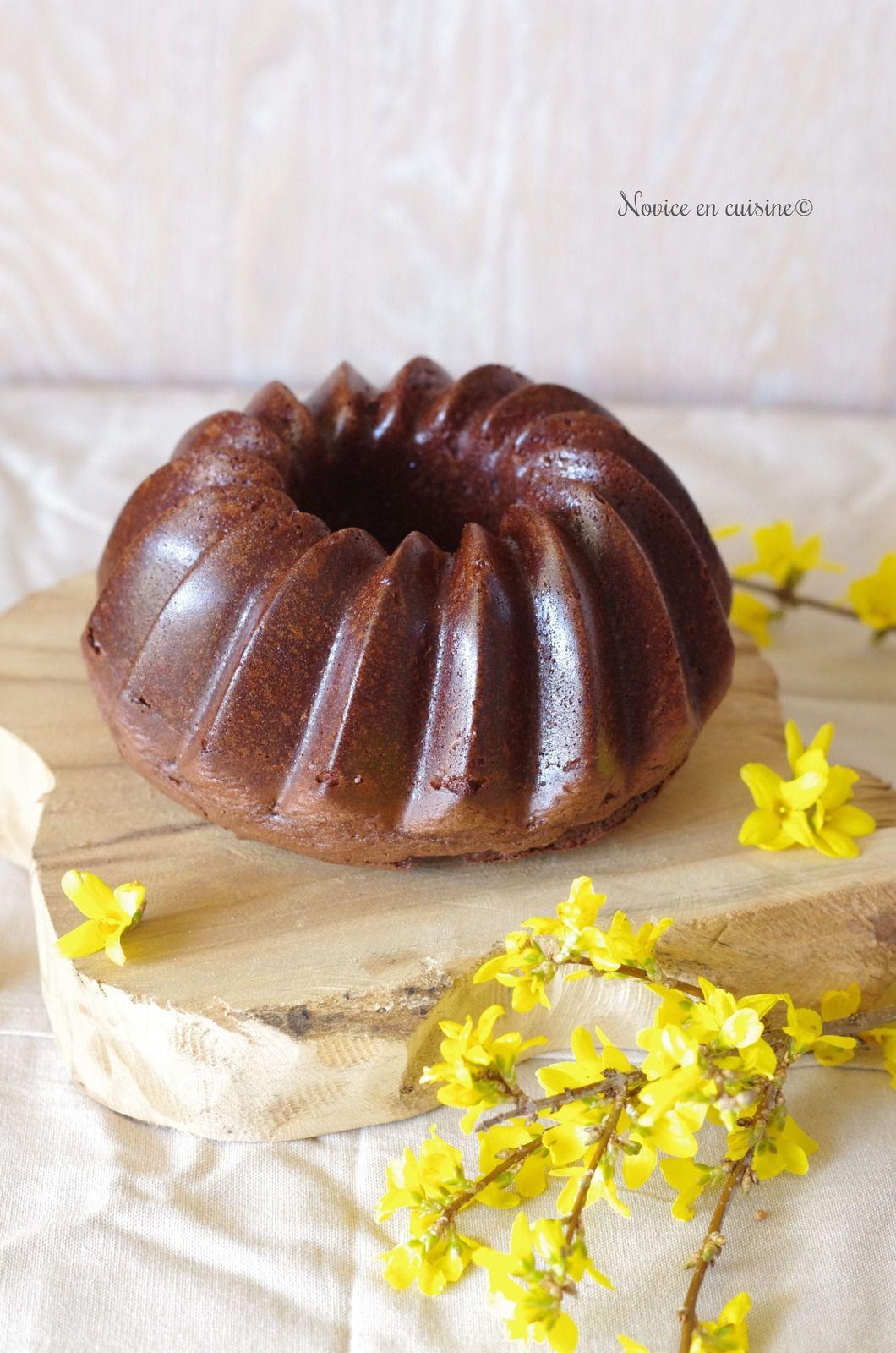Gâteau chocolat/mascarpone