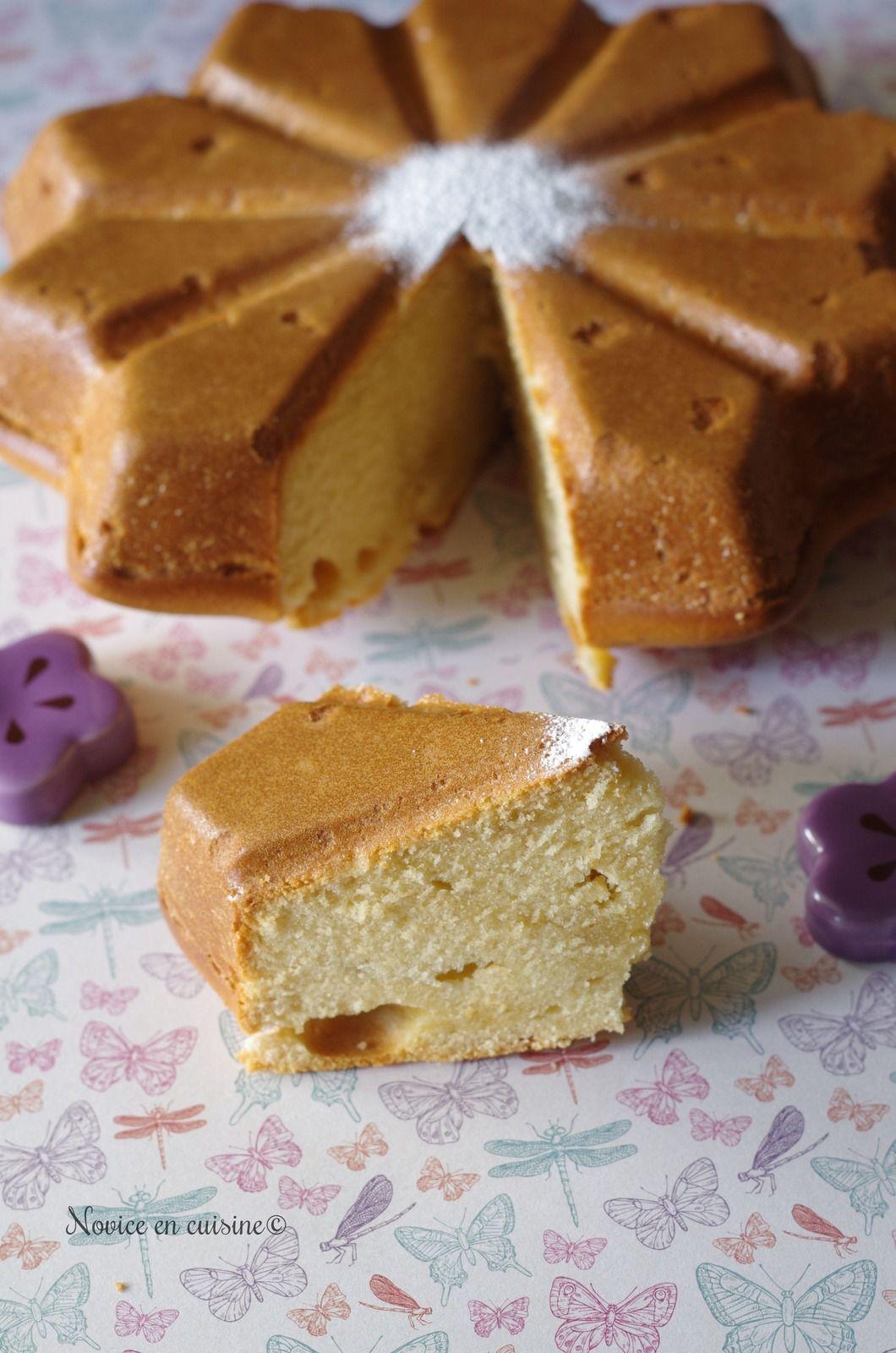 Gâteau Mouskoutchou à la limonade