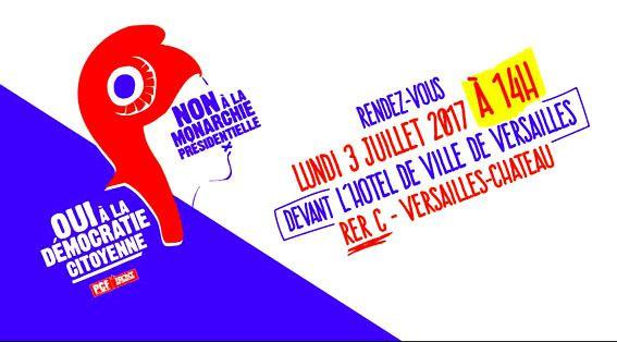 LeTiers Etat s'invite à Versailles