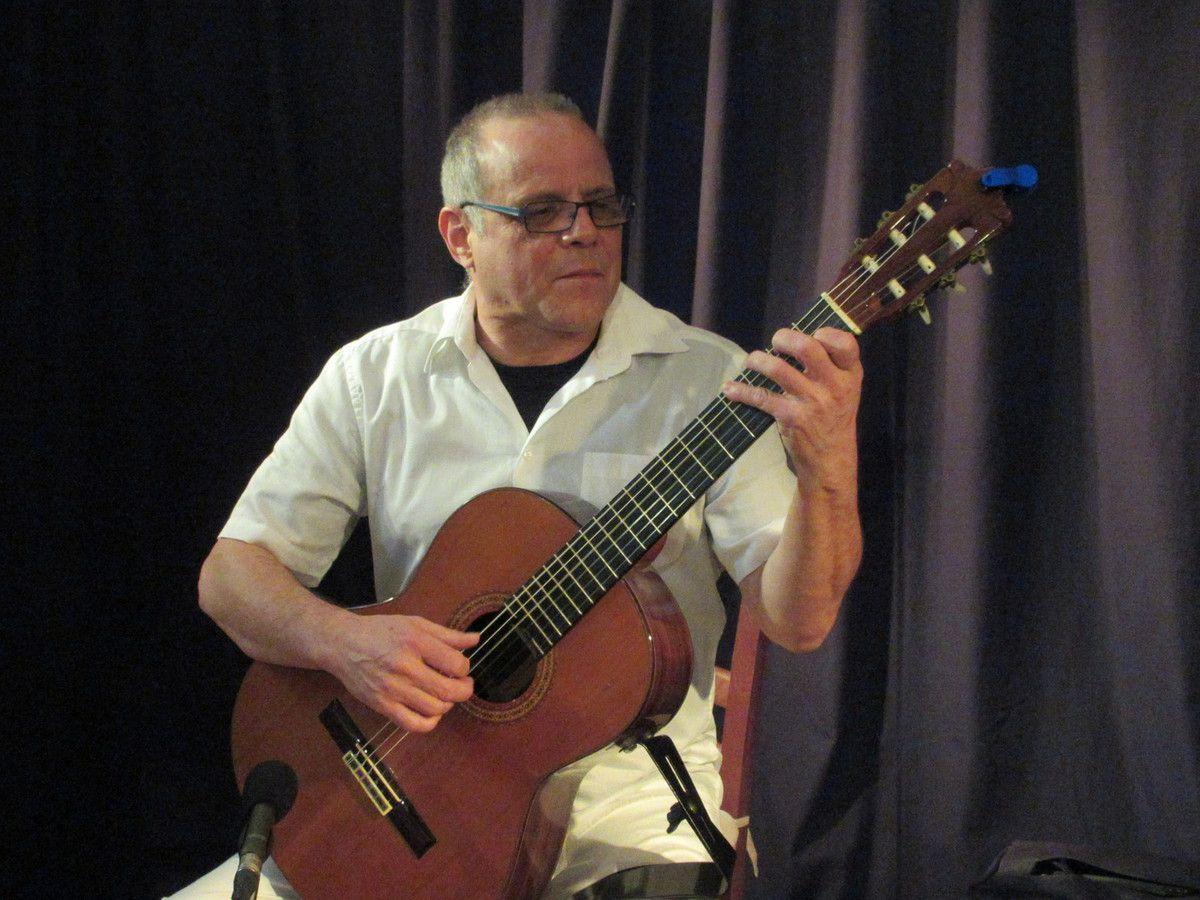 Eric FORTUNE, Duo Montpelliérain GARCIA/FORTUNE