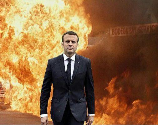 Que signifie l'incendie de Notre-Dame ?   par Dominique Muselet