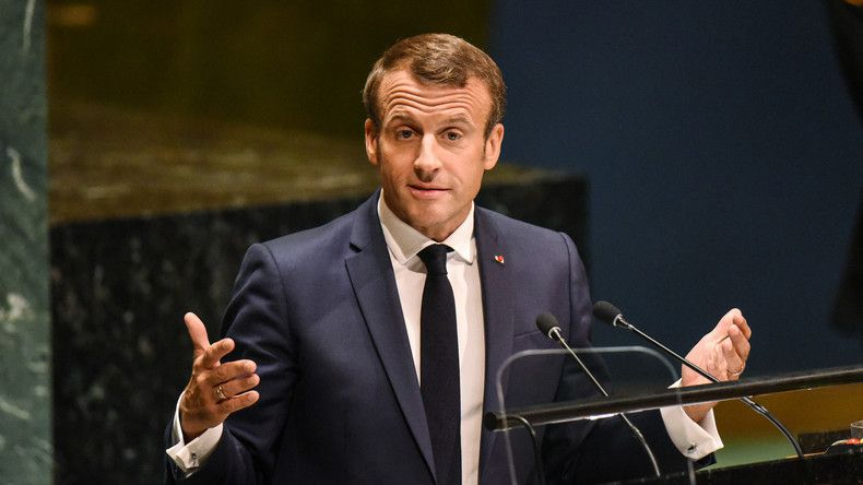 Le retrait américain du nord-est de la Syrie : un casse-tête pour Emmanuel Macron ? (image d'illustration).