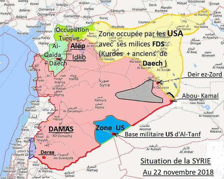 Après le retrait des Etats-Unis, que va faire la France dans le nord-est-de la Syrie ?