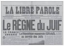 """De l'usage du mot """"juif"""" de l'avant-guerre à nos jours. Un exemple de révisionisme,  par Jean LEVY"""