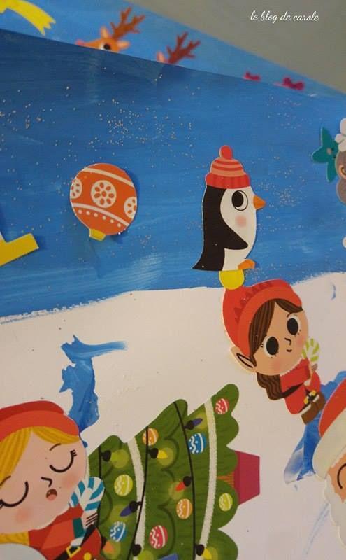 Leurs tableaux de Noël