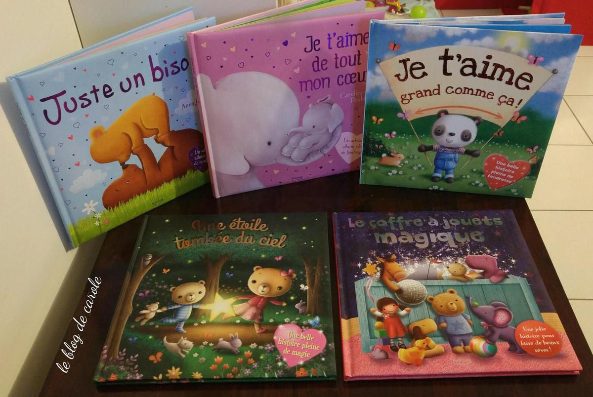 "La collection ""histoires tendres"" aux Editions Kimane"