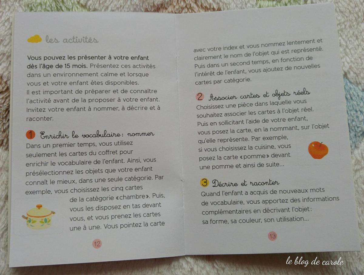 "{Concours clos} Coffrets ""tout-petit Montessori"" - Editions Nathan"