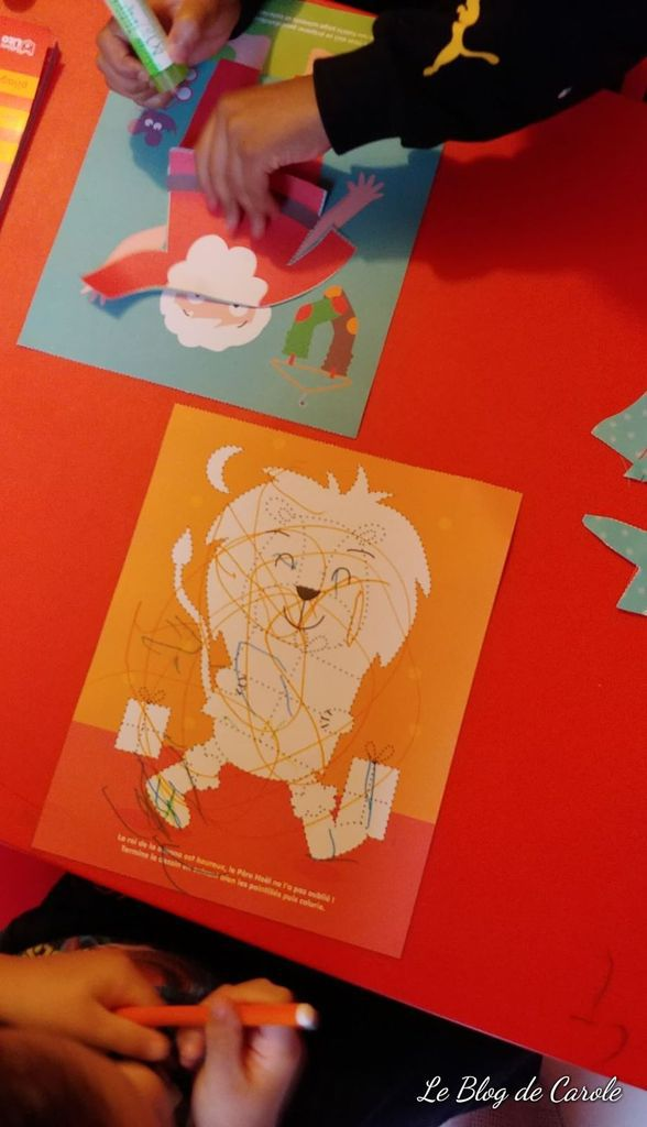 Cahier 24 activités en attendant Noël - Editions Lito
