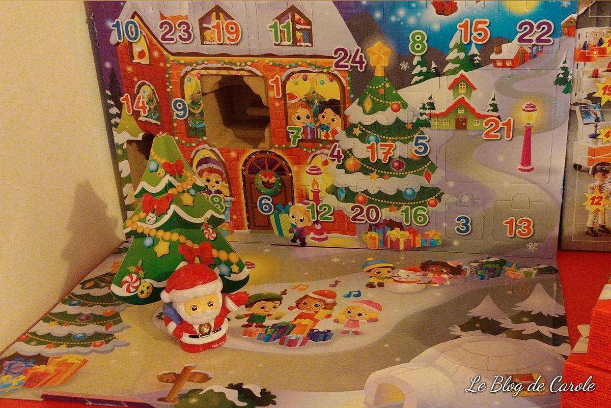 Noël 2018 - Calendriers, sapin et livres