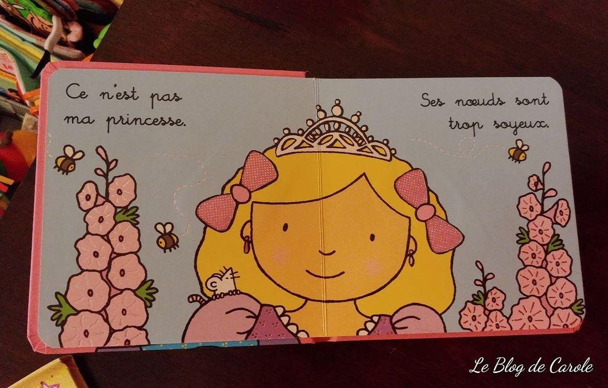 """Les 1ers livres bébé très """"girly"""" de Milla"""