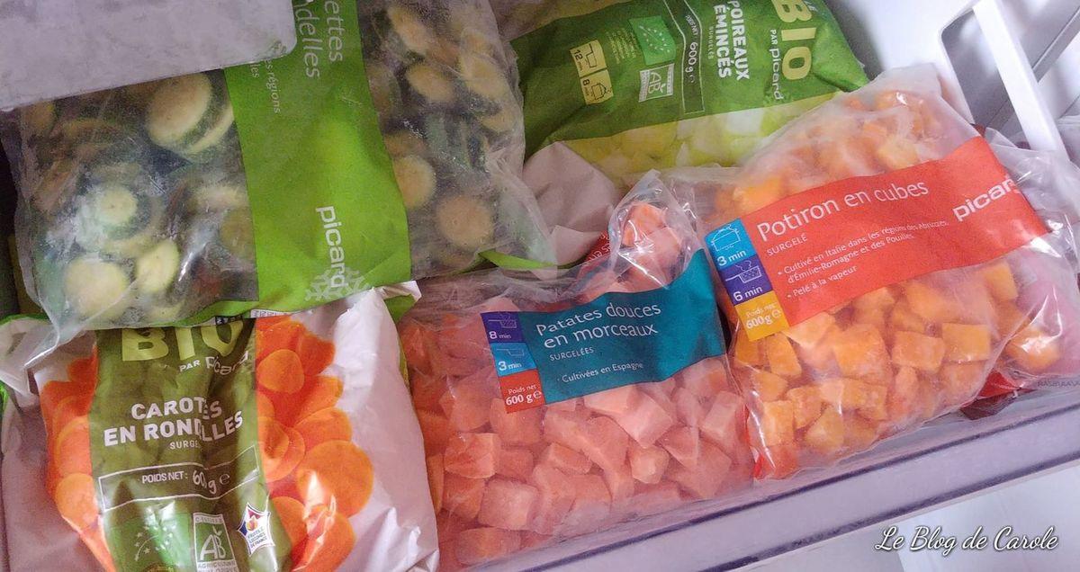 1er mois de diversification alimentaire de Milla - 4 mois