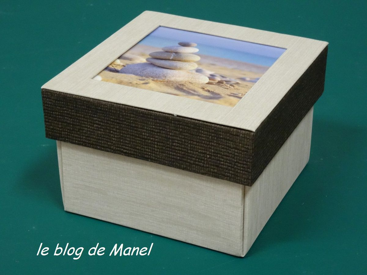 MICHELE D./ ELEVE DE MANEL /BOITE COROLLE
