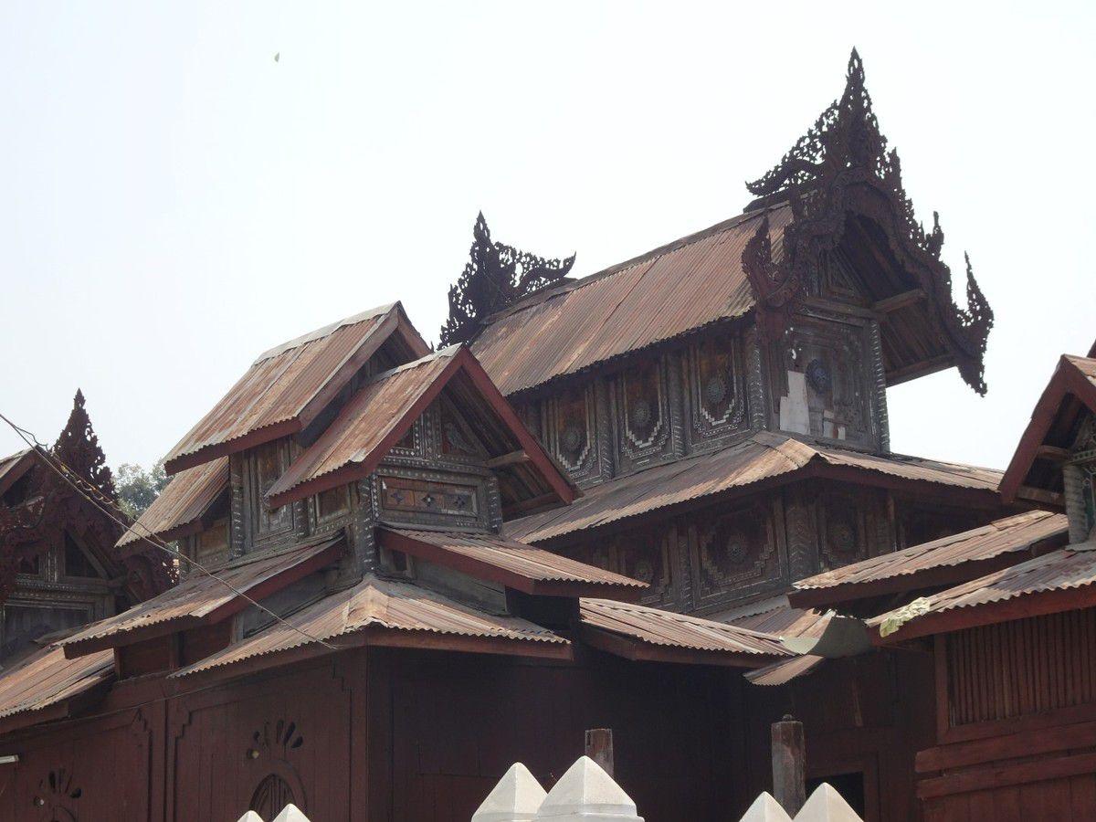 Le Myanmar ( ex Birmanie)