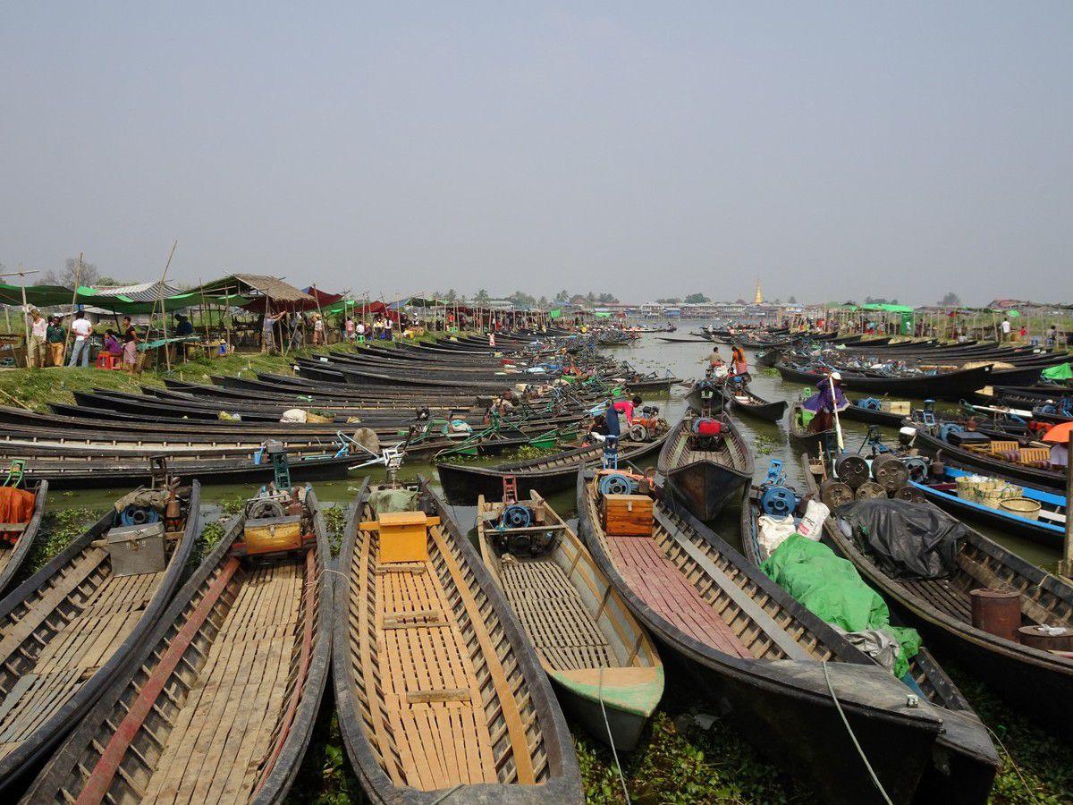 Retour en Birmanie ( suite)
