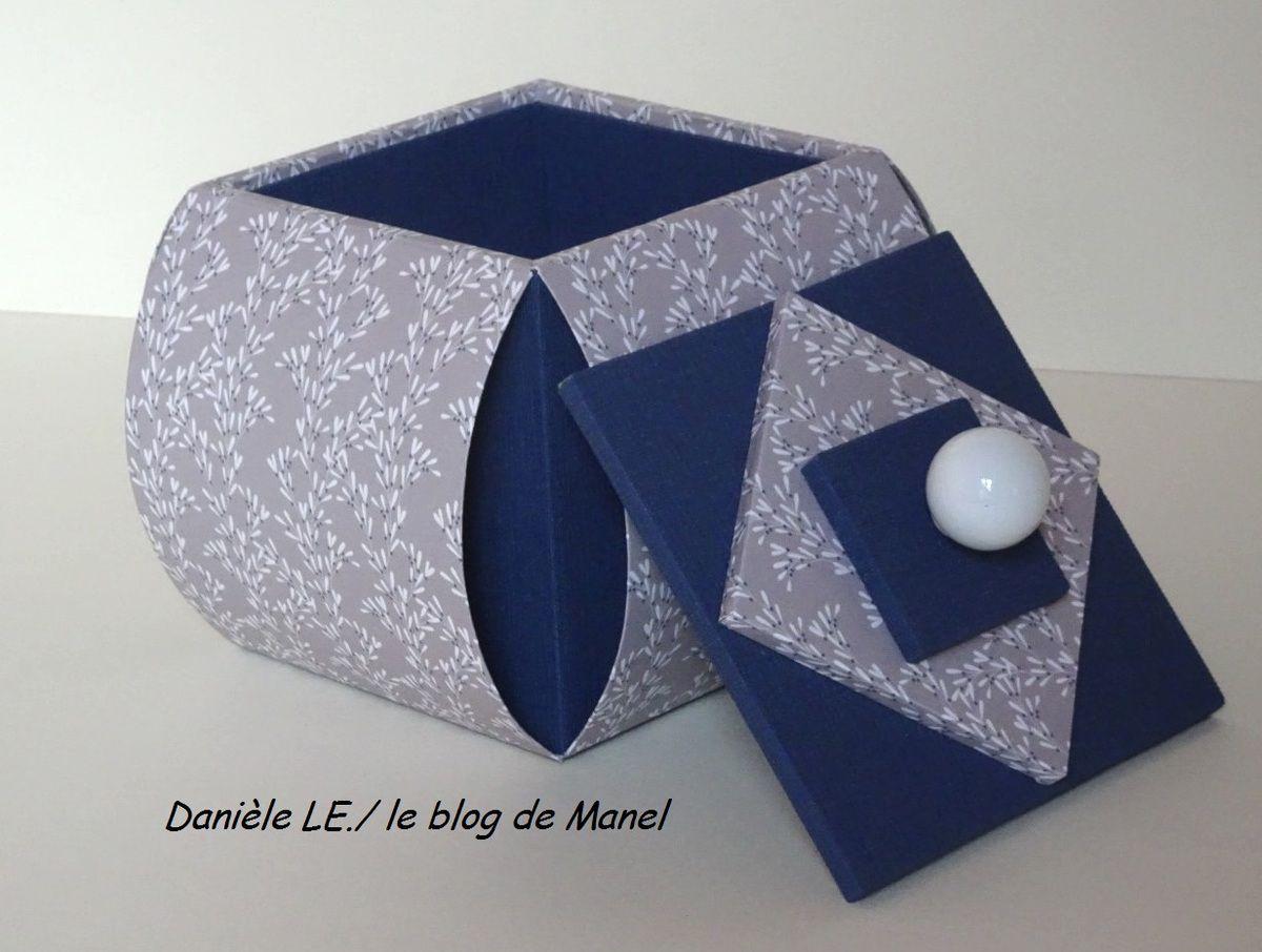 DANIELE LE/ ELEVE DE MANEL / BOITE LAMPION