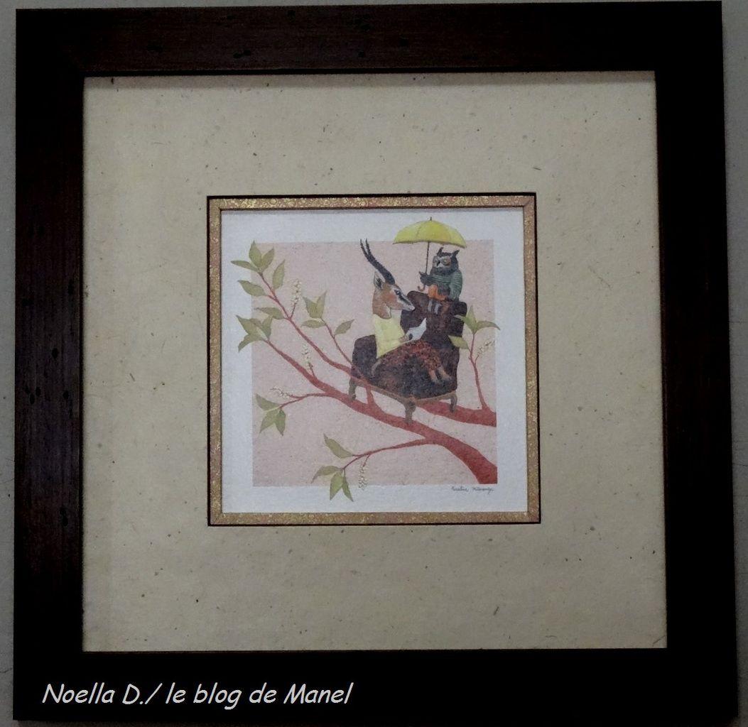 NOELLA D./ELEVE DE MANEL / COUPE FRANCHE DEEPASSANT