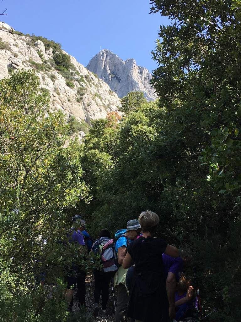 2018-04-19 Parc de St. Pons - Glacière de Gémenos
