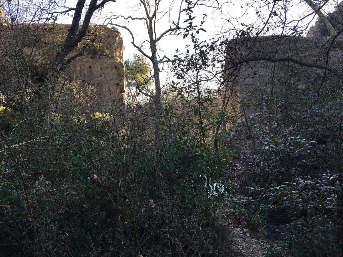 2019-02-14 Les 3 barrages par le Tholonet