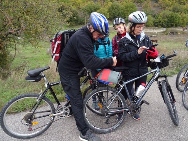 2019-11-18 Rando vélo du Calavon