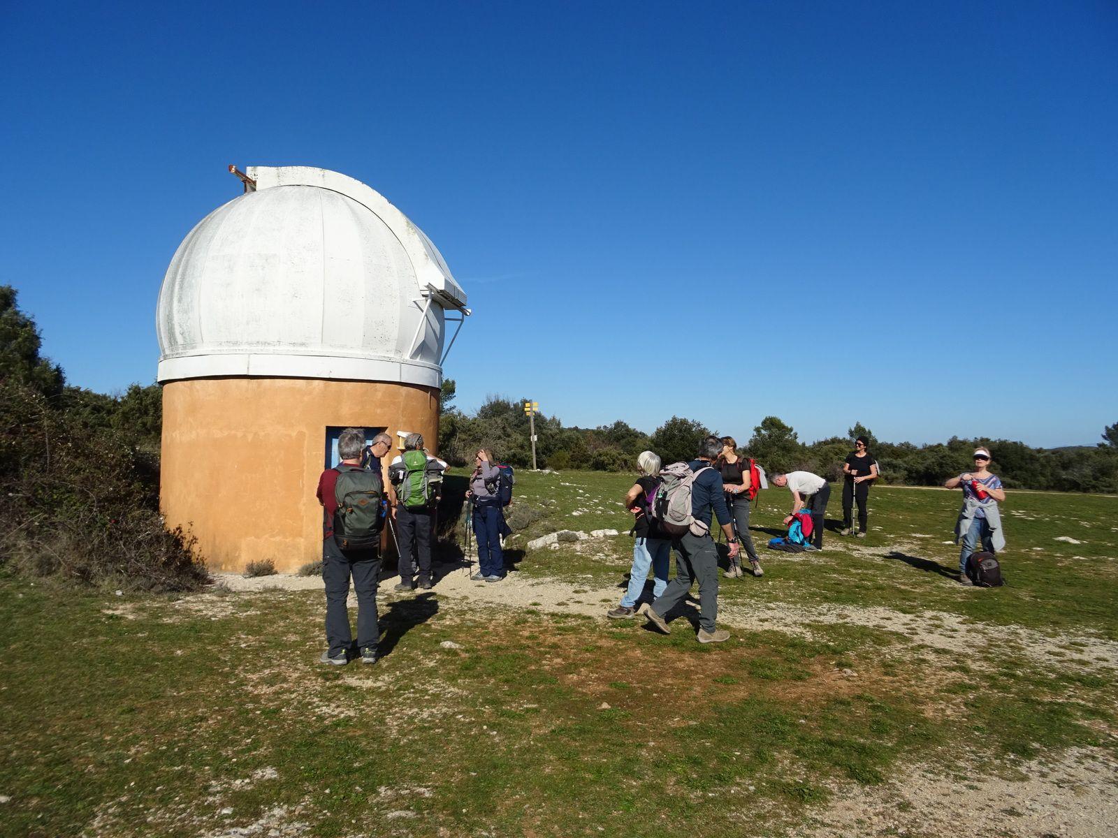 2020-02-20 Le Pic des Mouches et l'observatoire de la SINNE