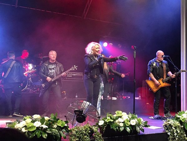 Gerry Weber Open 2017 - Kim Wilde Live par Claudia